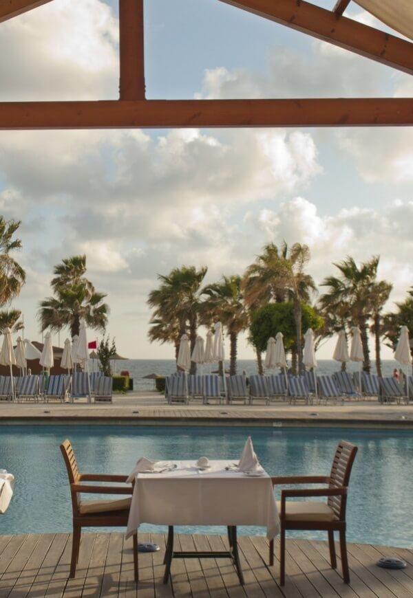 Louis Ledra Beach Hotel – Restaurants & Bars